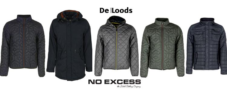 Leuke Heren Winterjas.Heren Winterjassen Van No Excess De Loods Fashion
